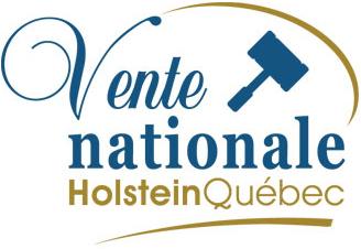 Ventes nationale Holstein Québec